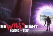 The Wild Eight Beyond The Door