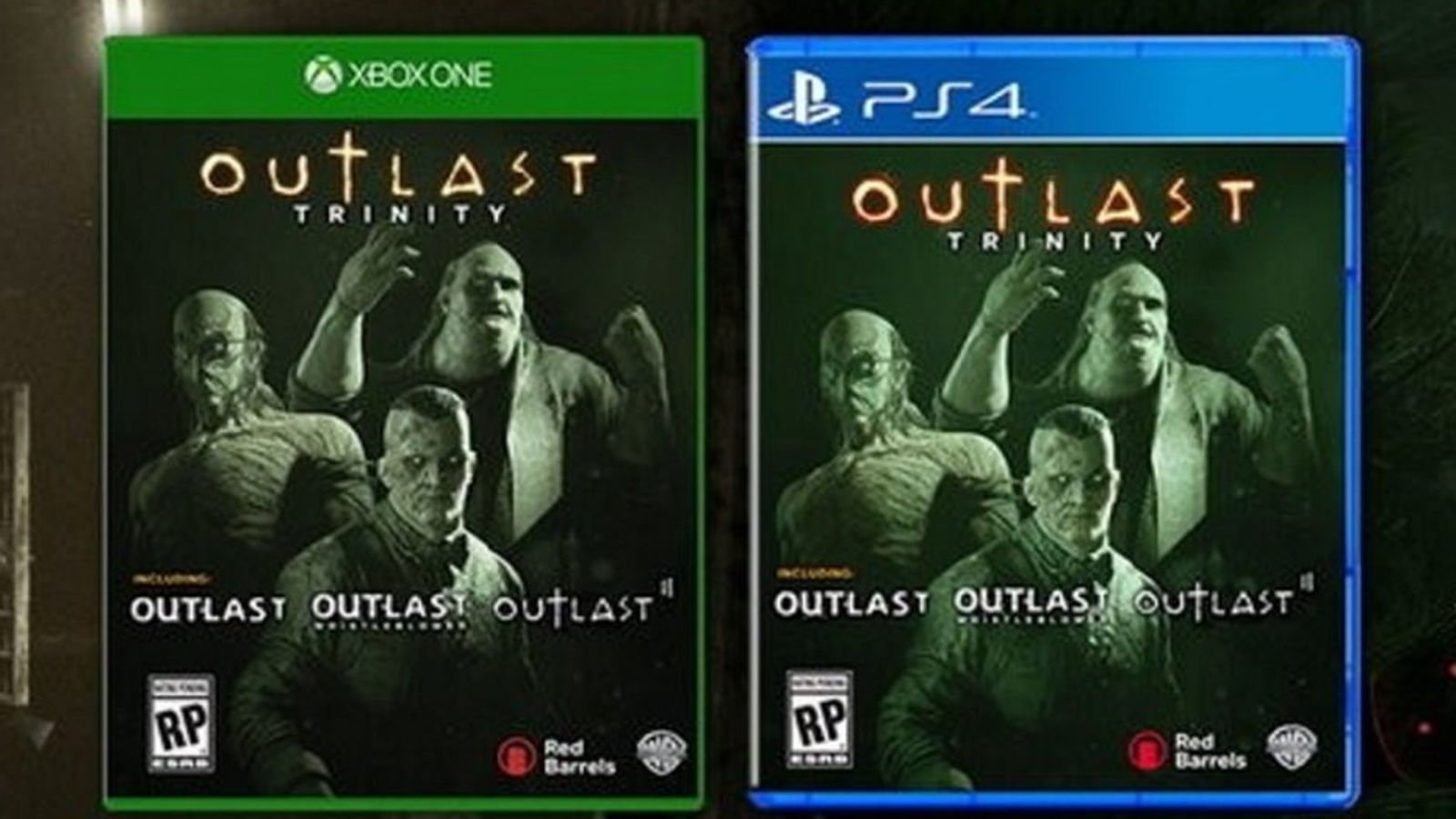 Outlast 2 Not Long Now Everything You Need To Know Ps4 Trinity Can Get All Three Games In One Bundle