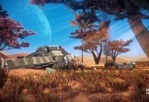 Planet Nomads - Sci-Fi Sandbox Survival