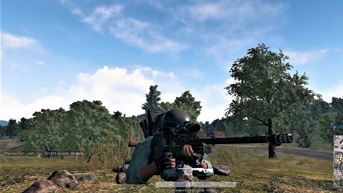 pubg battlegrounds guide waffen sniper rifles brendan greene