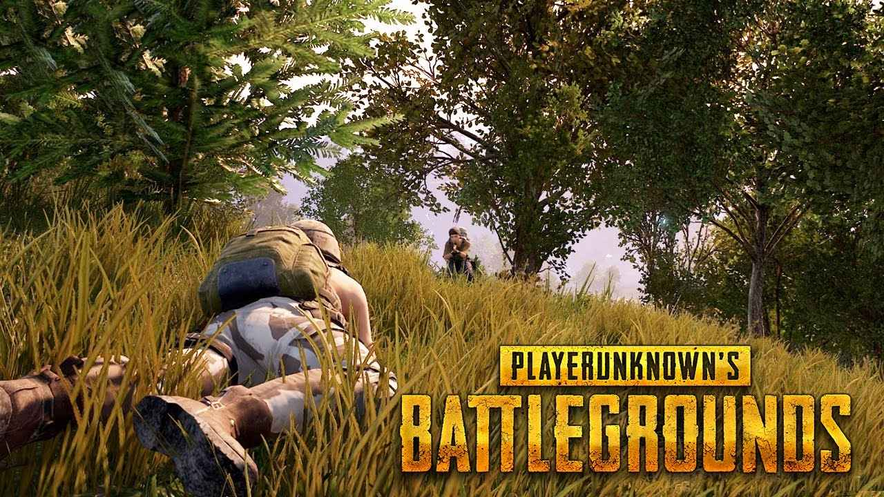 4k Playerunknowns Battlegrounds: PlayerUnknown's Battlegrounds