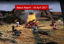 DayZ-Statusreport vom 18. April