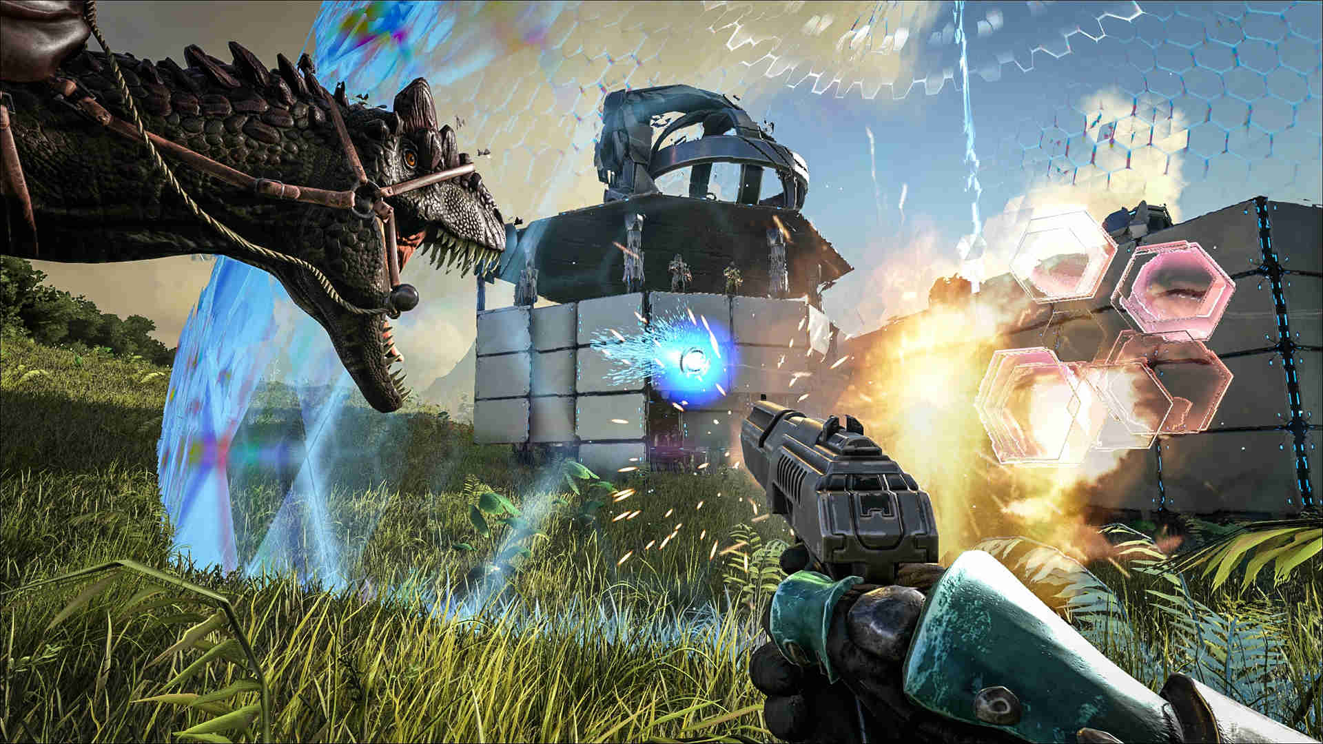 ARK: Survival Evolved - Guide: Tek Tier Gear is Here