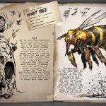ARK Patch 257 Dino Giant Bee Dossier