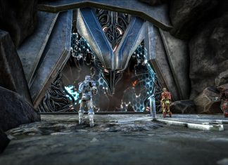 ARK Patch 257 tek cave entrance 2