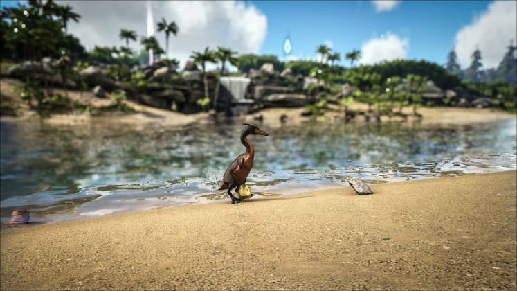 ARK Survival Evolved Hesperornis