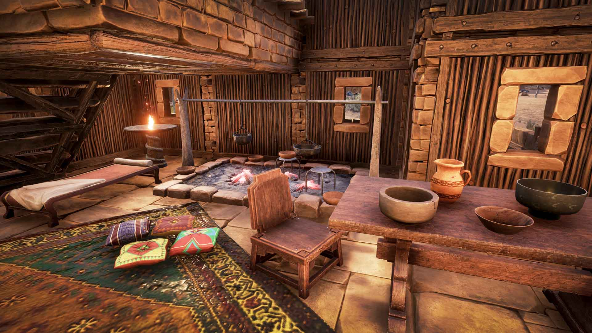 Conan Exiles update 26 indoor