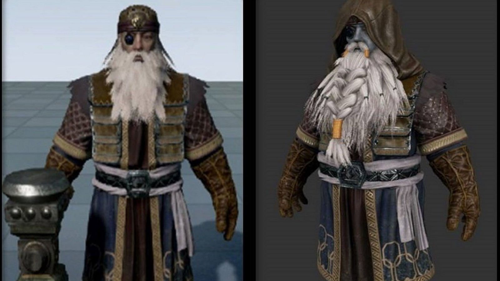 Dwarf improvement