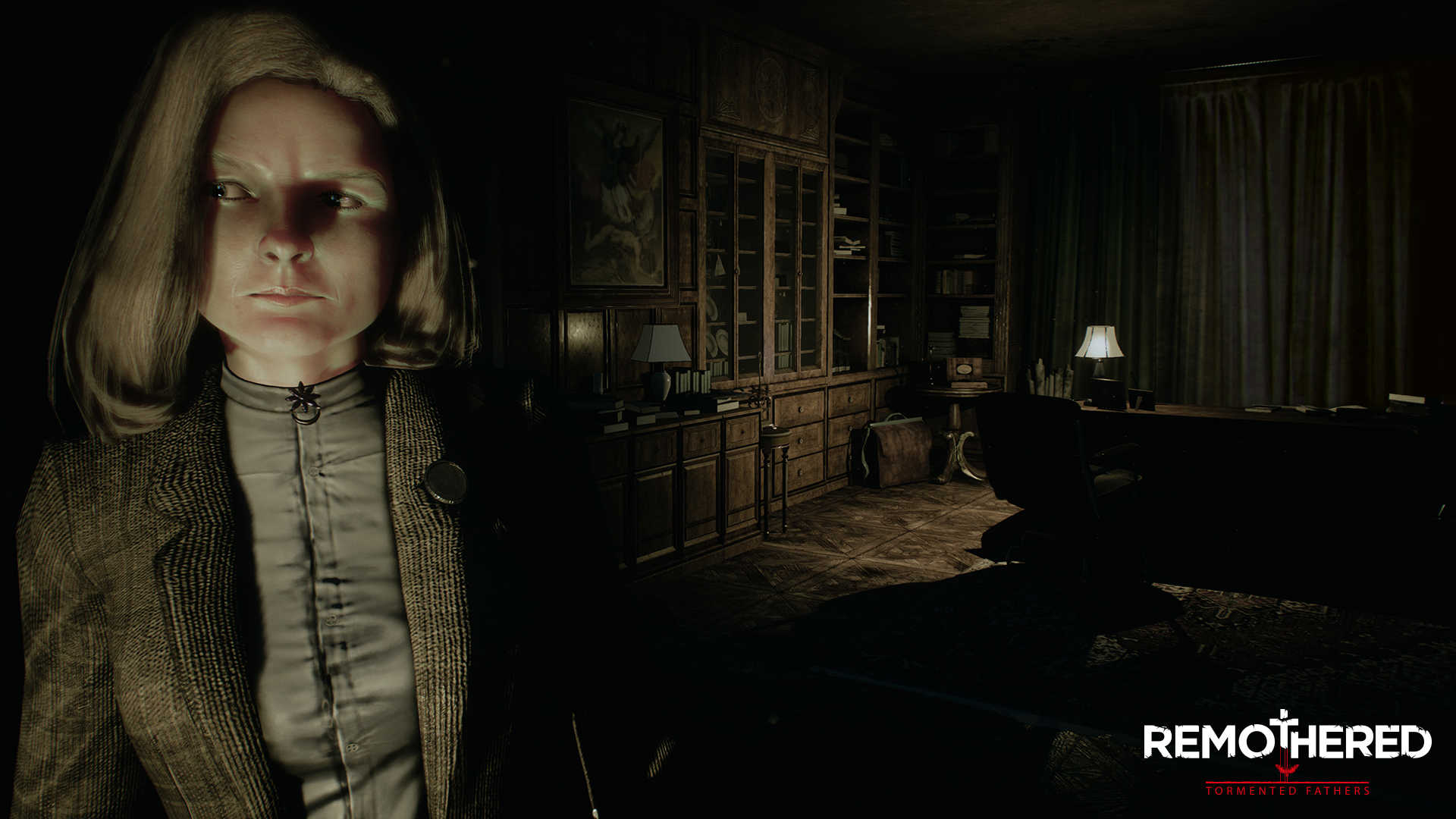 Remothered Tormented Fathers felton attack