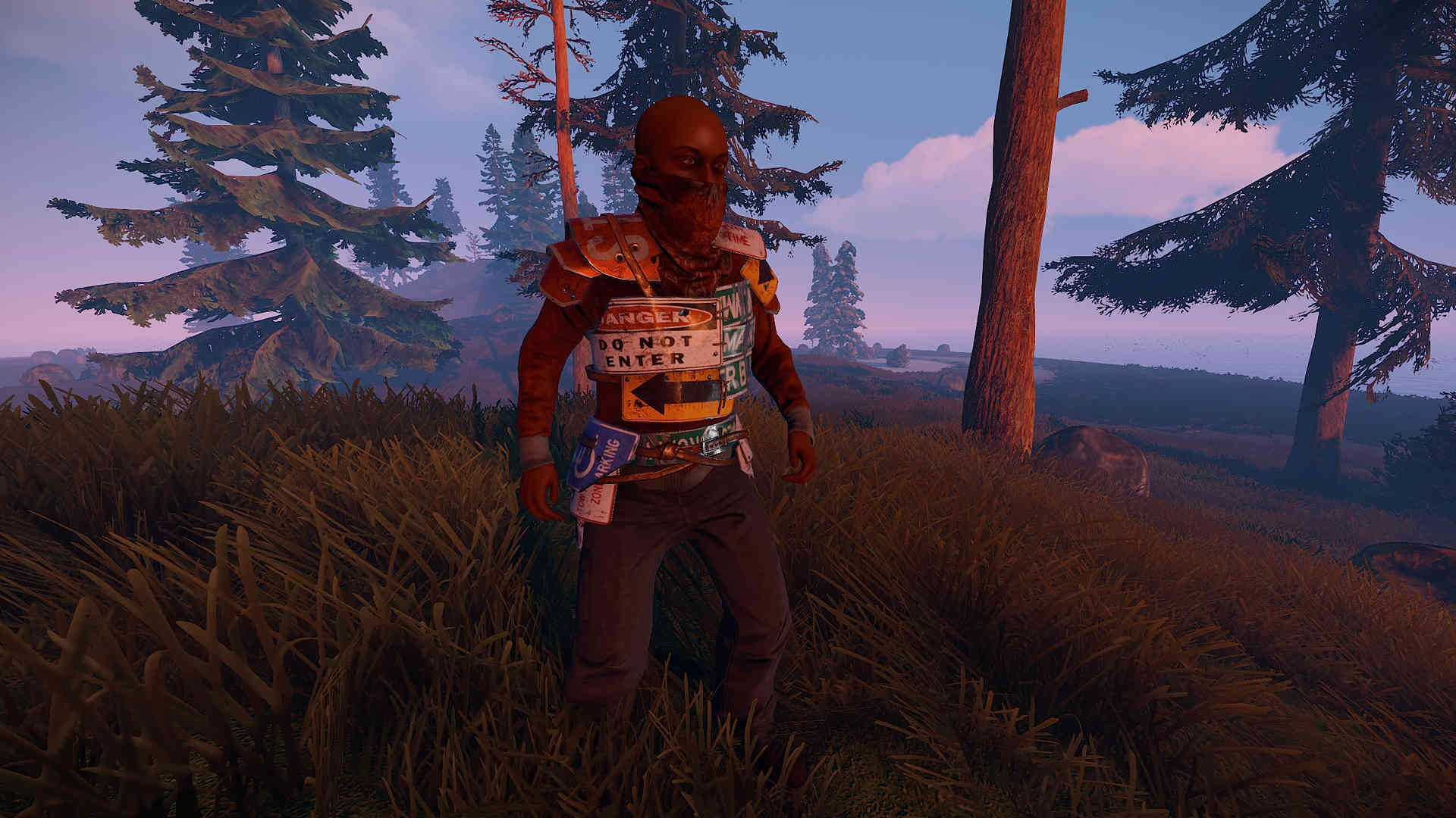 Rust Devblog 161 roadsign rework