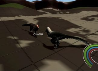 Saurian Release Early Access Kickstarter Urvogel