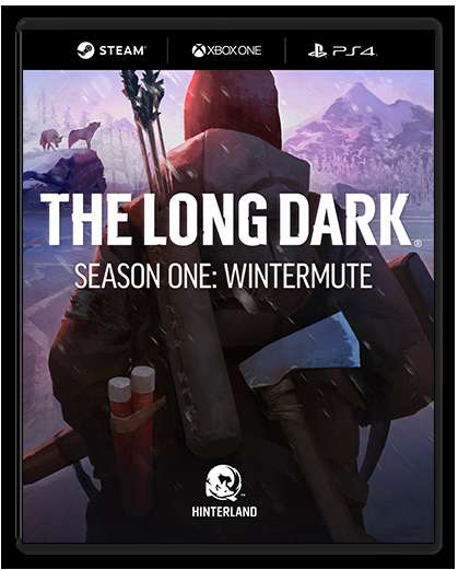 The Long Dark Box-Art