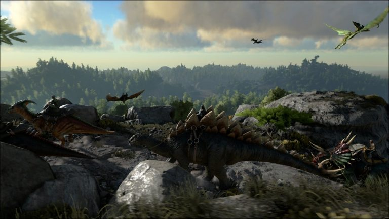 ARK: Survival Evolved – Where to Find Metal