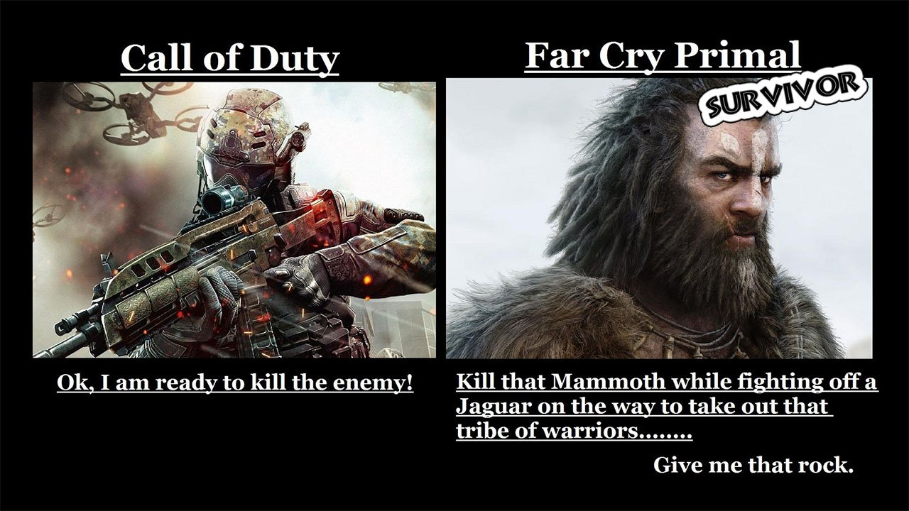 Far Cry: Primal - Meme