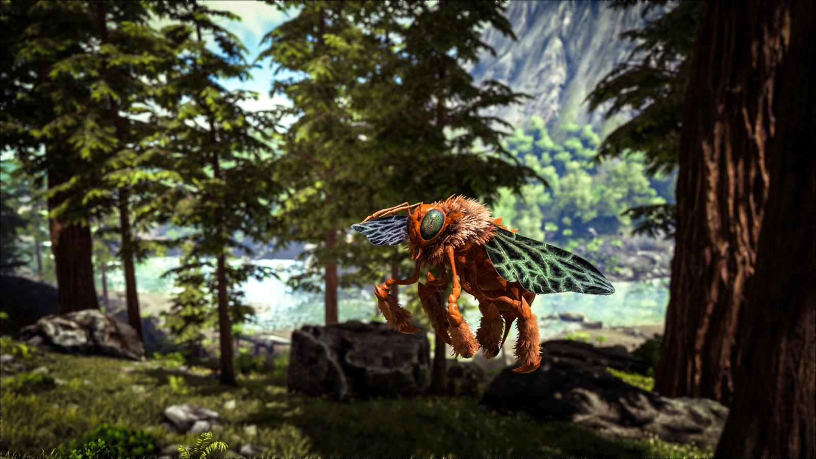 Ark survival evolved patch notes - Big Bee