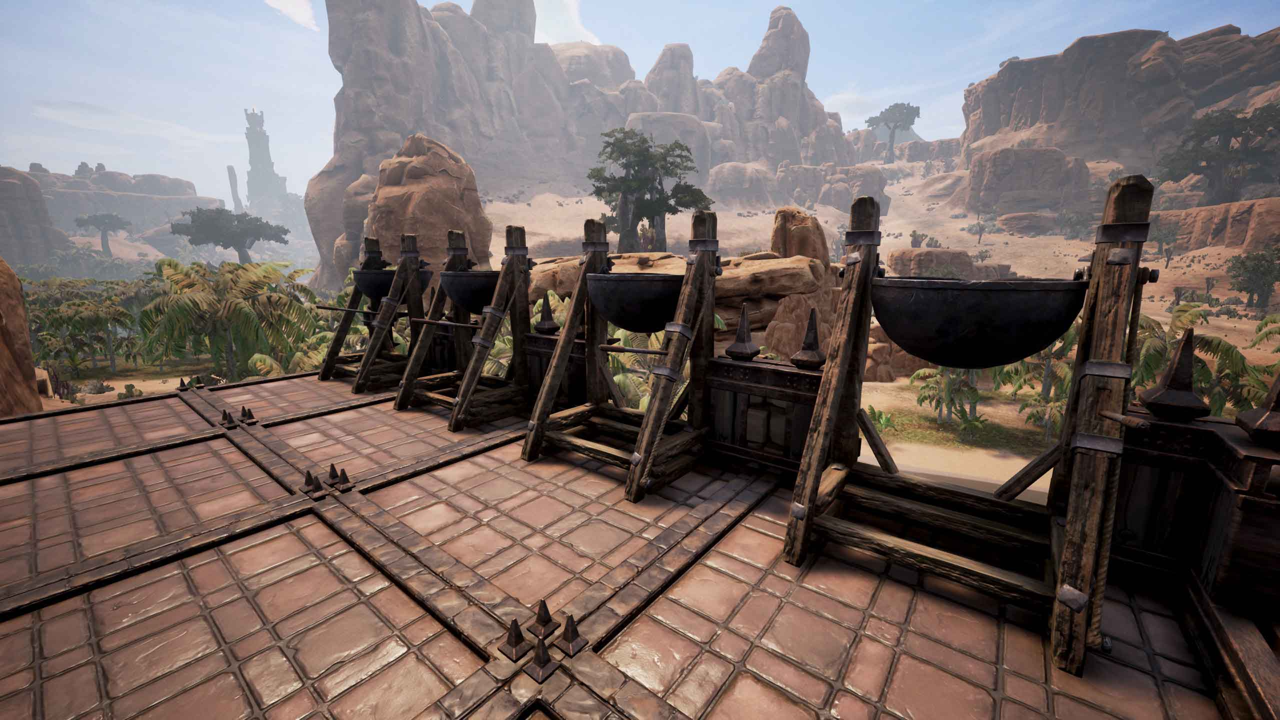 Conan Exiles Update 27 avatar defense