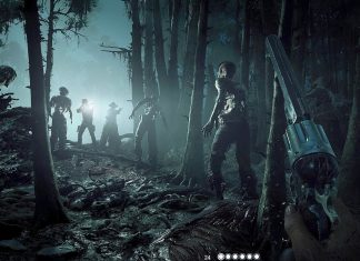 hunt showdown trailer e3 2017 crytek gameplay release