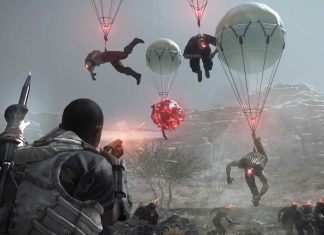 Metal Gear Survive E3 2017 balon