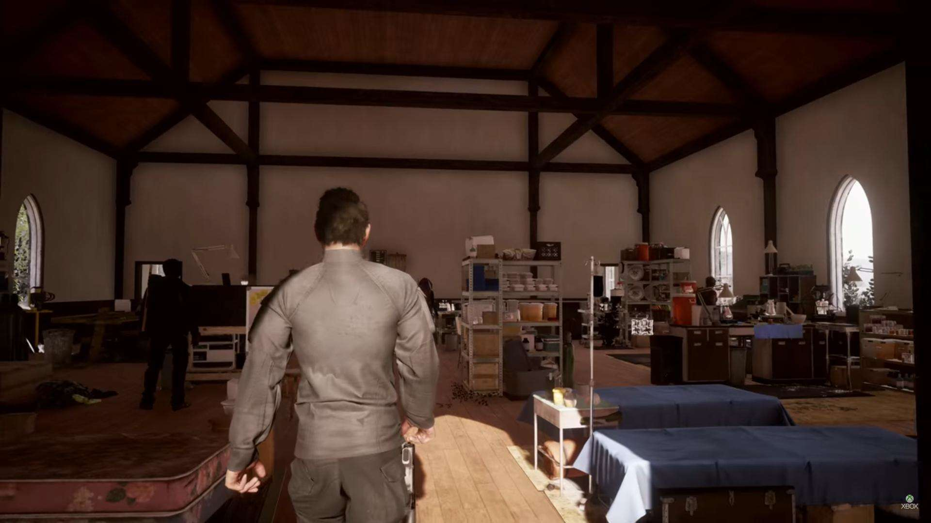 State of Decay 2 E3 2017 Base indoor