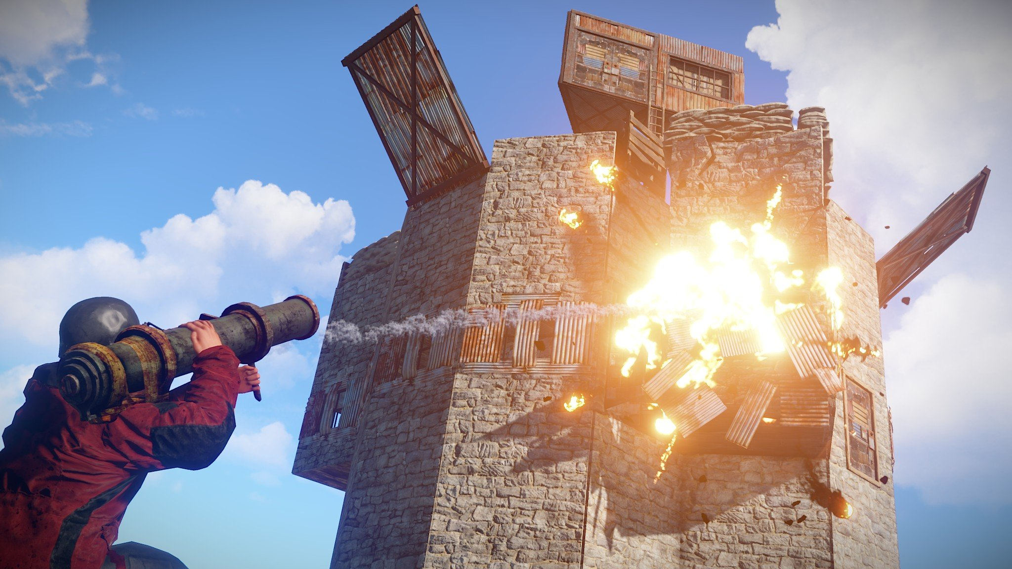 Rust - Devblog 166: Nodes, Quarries and Explosions ...