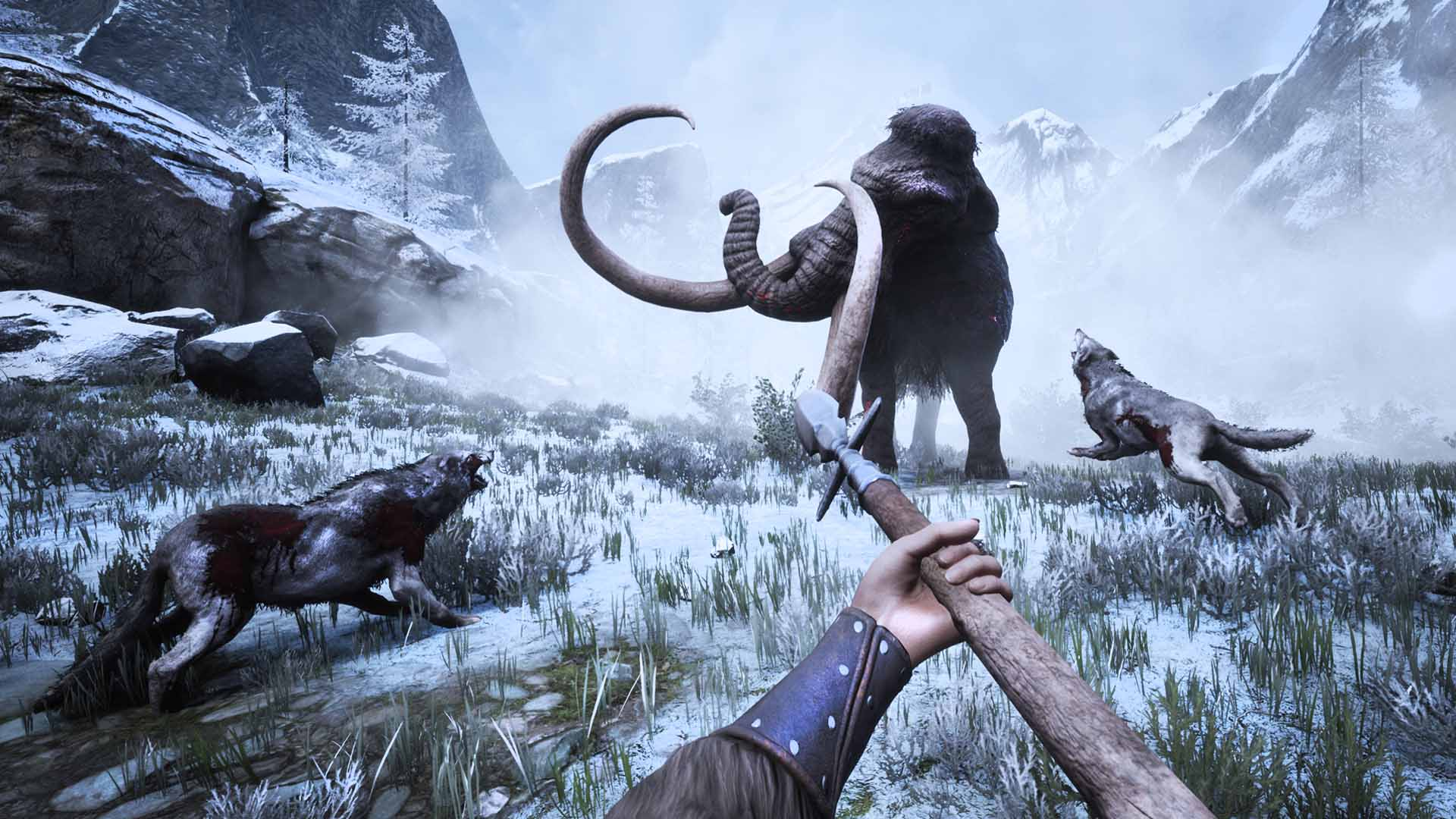 conan exiles expansion mammut