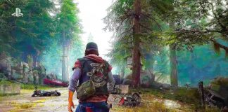 days gone e3 2017 gameplay trailer video sony