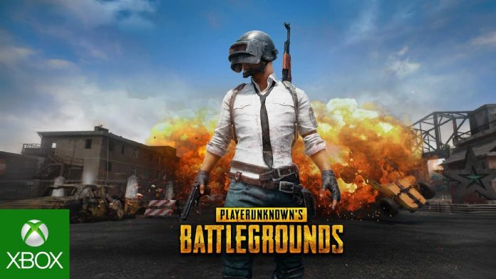 PlayerUnknown's Battlegrounds Xbox One X E3 2017