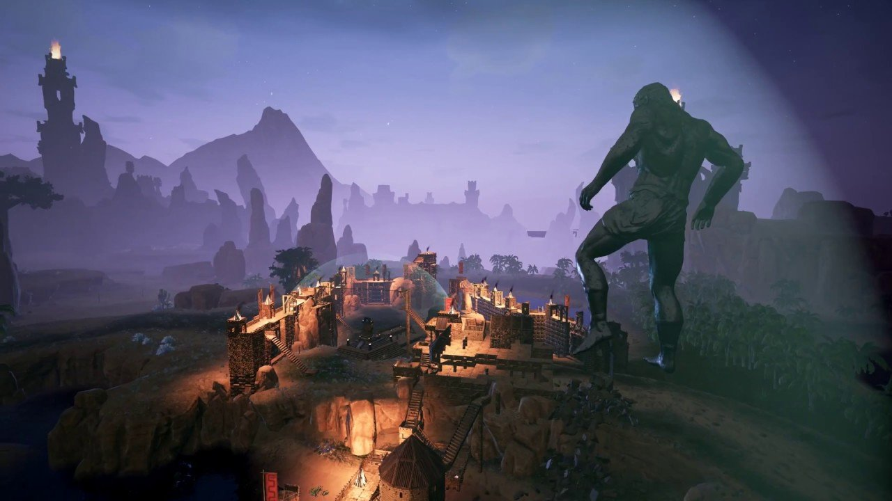 Conan Exiles - Update 27: Avatar Defence, Fire Orbs