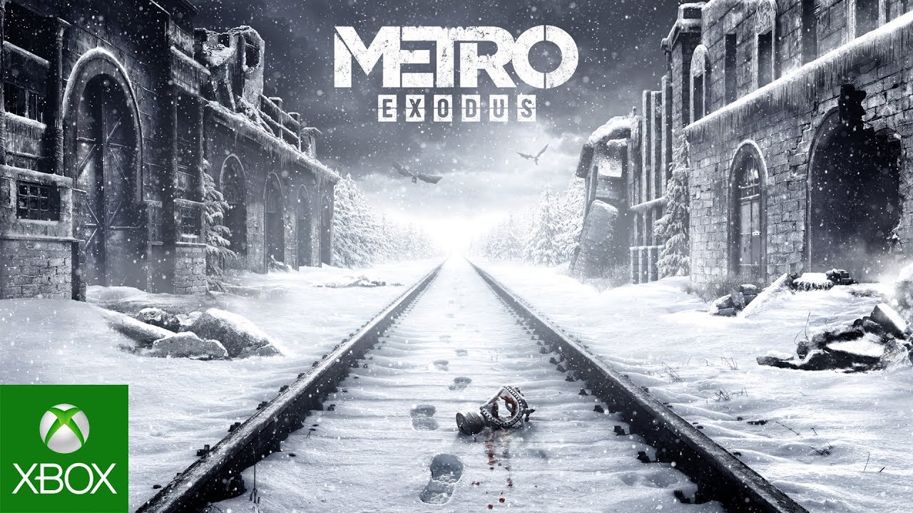 Metro Exodus E3 2017 Gameplay Trailer