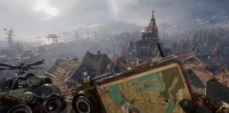 Metro: Exodus Metro 3 Gameplay E3 2017 Video
