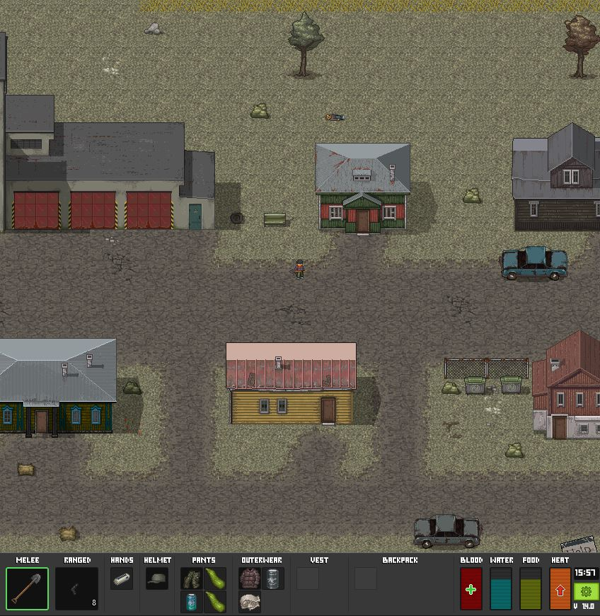 Mini-DayZ Desktop-Version