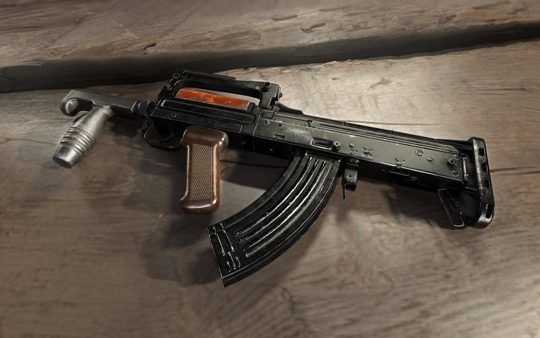 PUBG Groza Assault Rifle