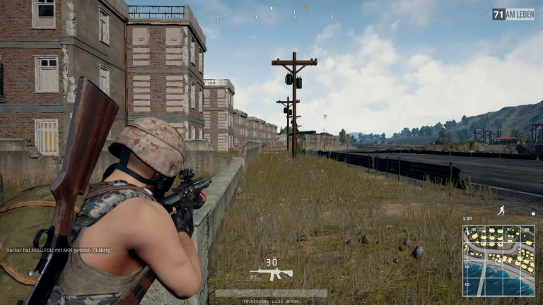 PlayerUnknown's Battlegrounds – Drittes Monats-Update: Alle Patchnotes