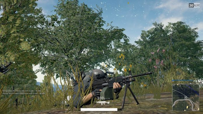 pubg beginners guide guns waffen MG