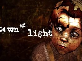 The Town of Light - PS4