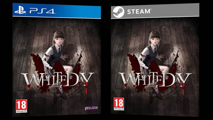 White Day Steam PS4 release