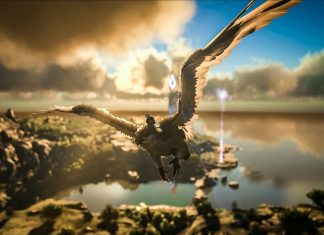 ARK Survival Evolved Ragnarok