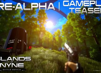 Islands of Nyne Trailer
