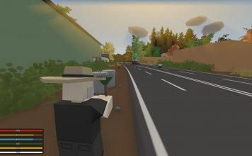 Stadt in Unturned