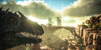 ARK: Dino in Scorched Earth