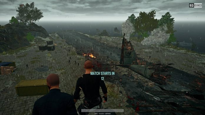 PlayerUnknown's Battlegrounds Update