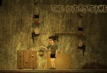 The Overdreamer - 2D Survival Horror