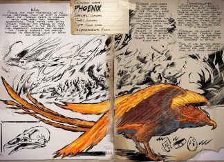 ARK: Survival Evolved Phoenix