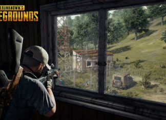 Playerunknown's_Battlegrounds_Window_Sniper