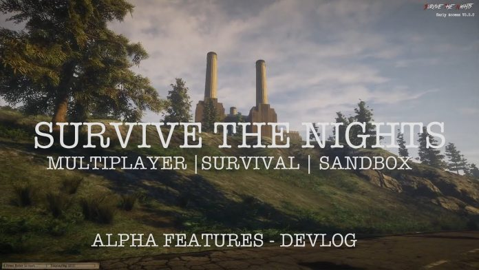 Survive the Nights Alpha Devlog