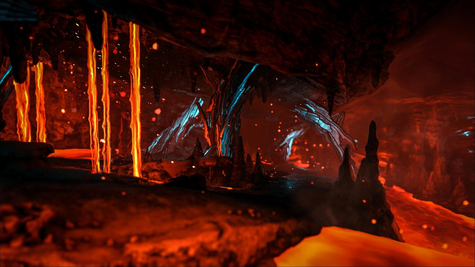 Tek Cave Ark Survival Evolved