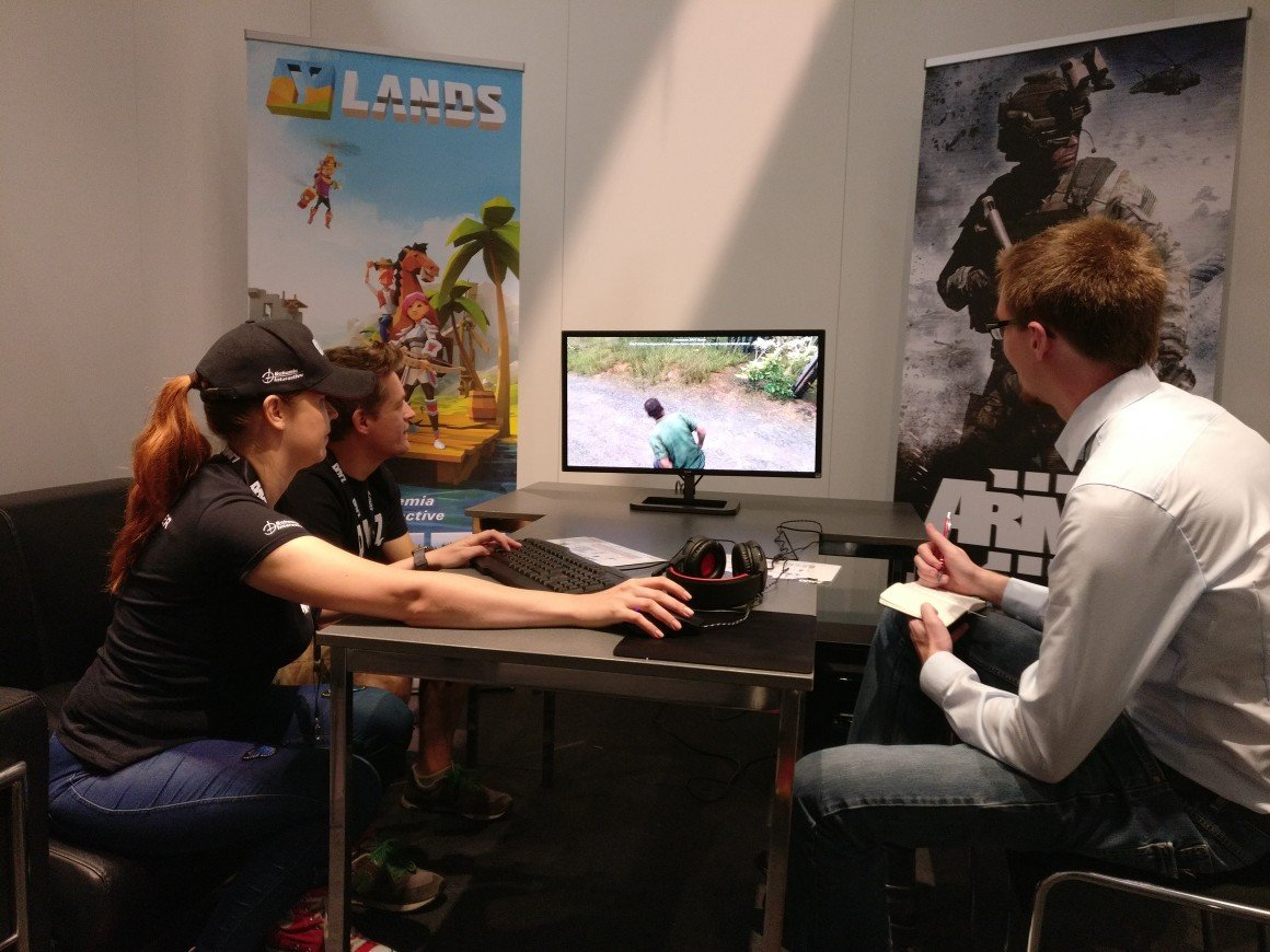 DayZ Interview gamescom