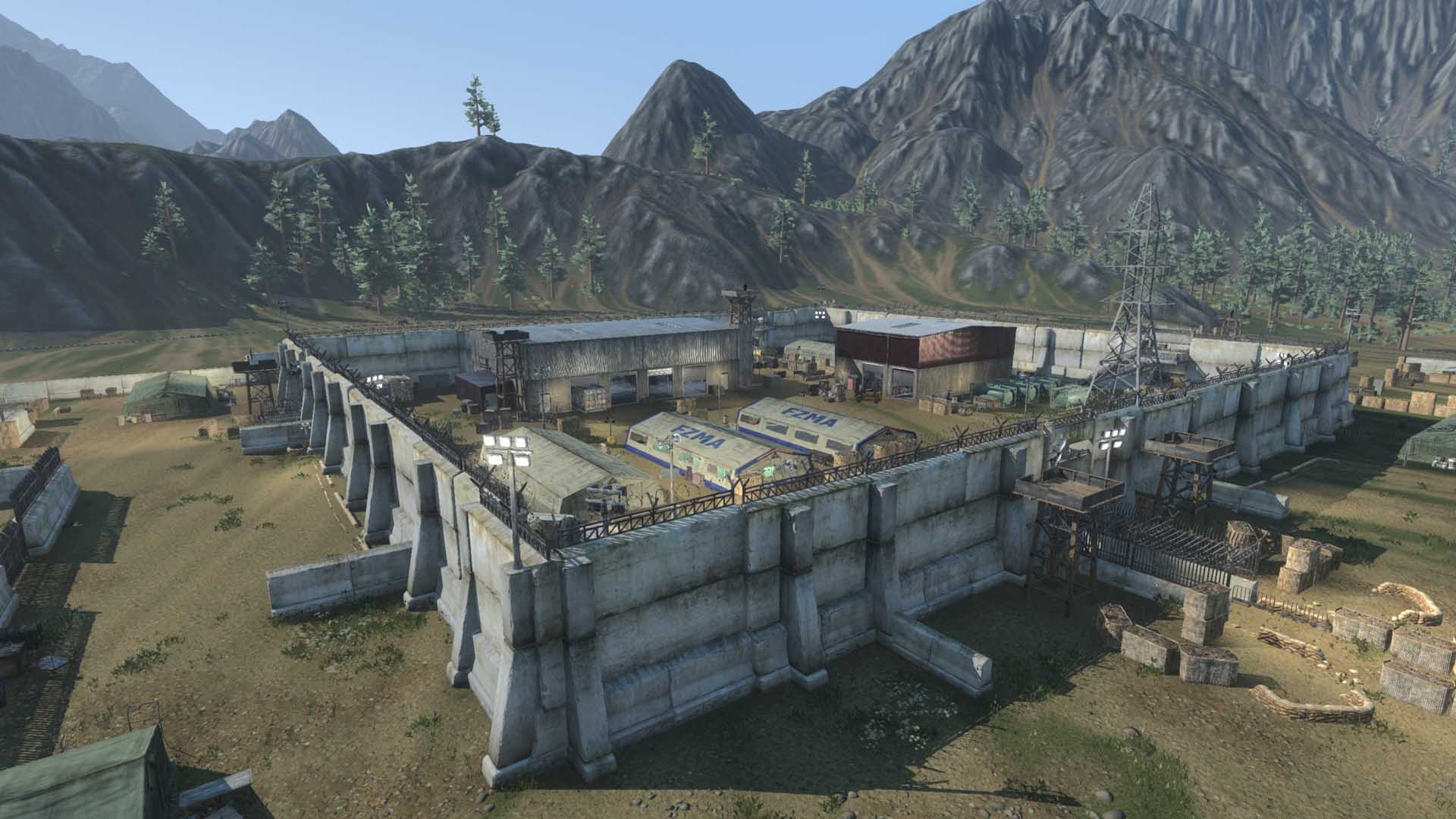 H1Z1: Just Survive Fort