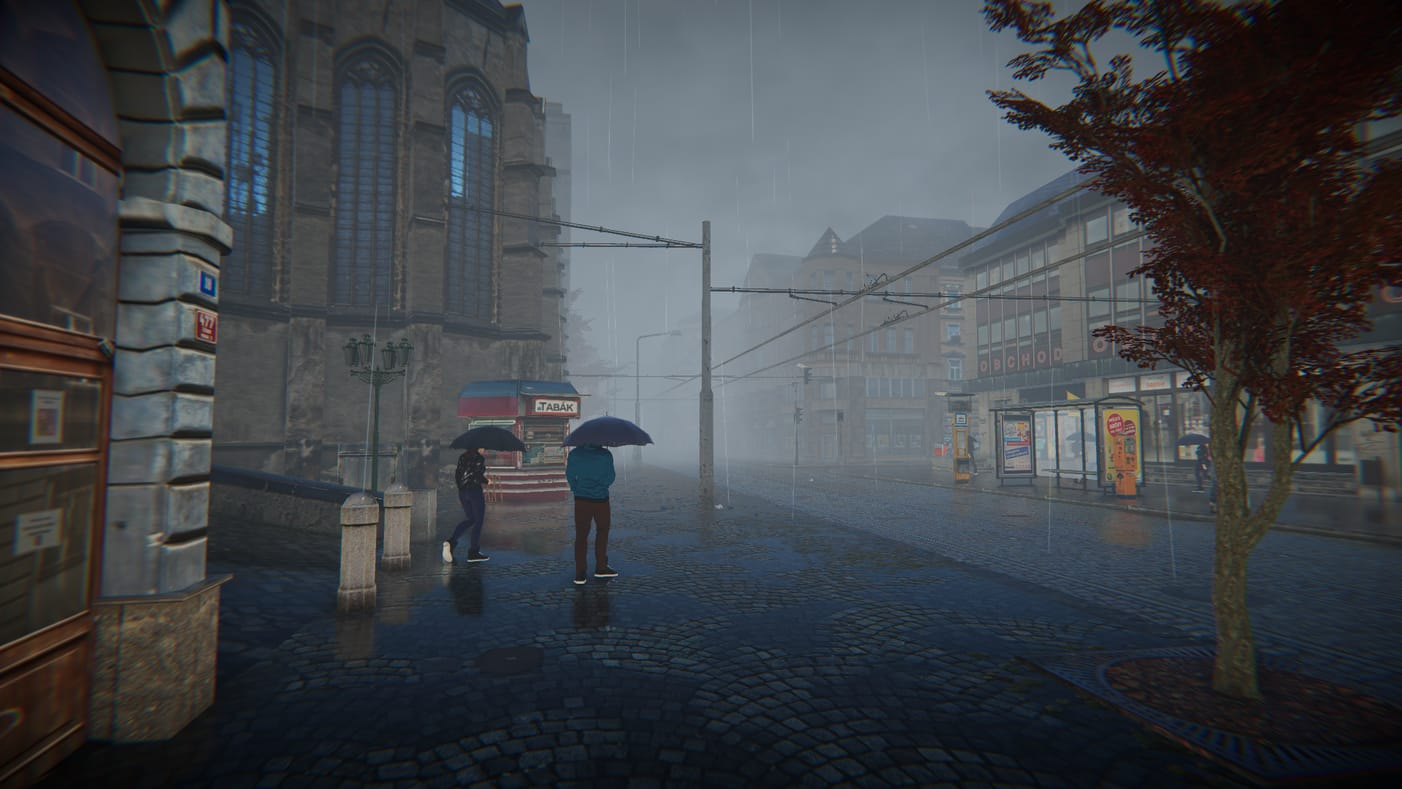 Hobo Tough Life Rain Gamescom 2017