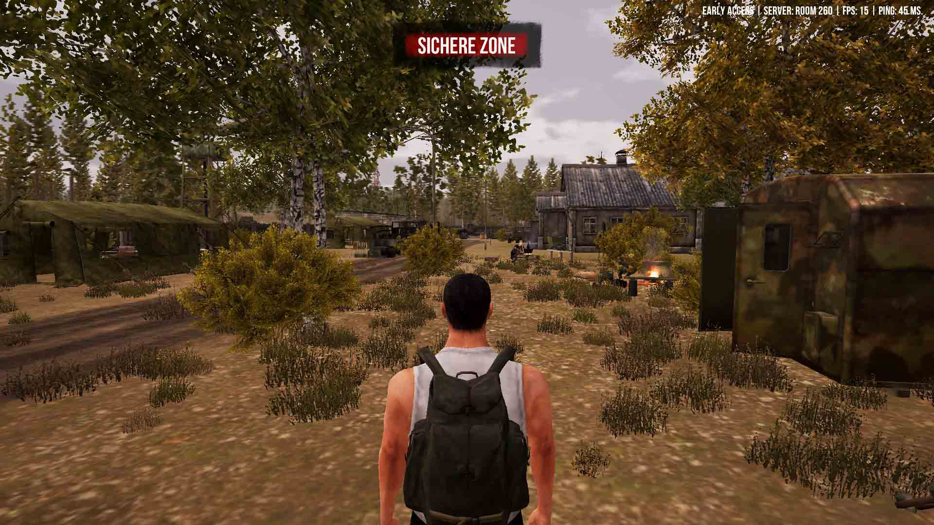 Safezone in Next Day: Survival